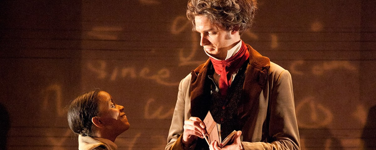 """Geordie Productions """"Beethoven Lives Upstairs"""" 12may2011"""