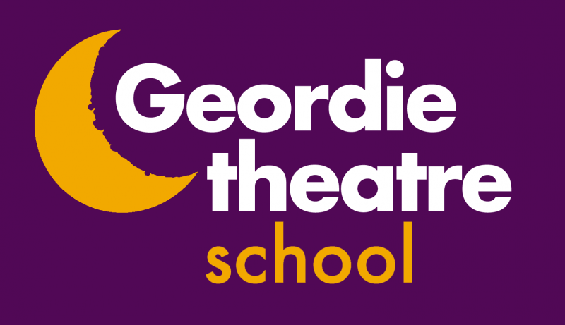 Geordie Theatre School (GTS) logo